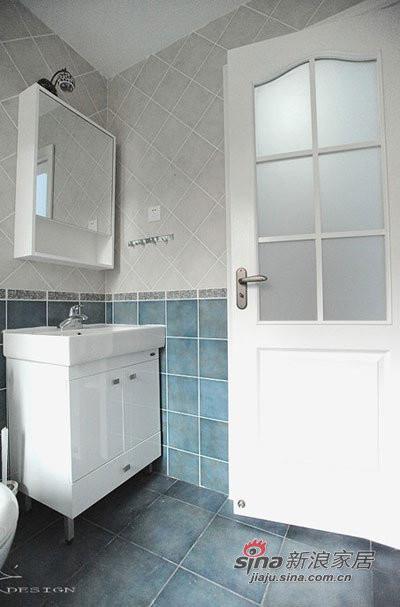 中兴公寓卫生间装修