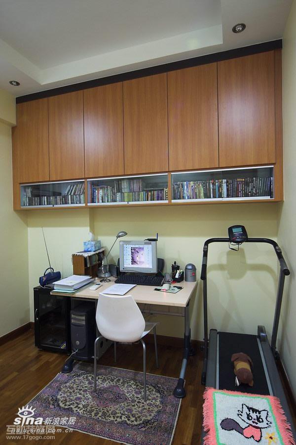 中式 三居 书房图片来自wulijuan_16在楠竹与绿叶构建de东方田园95的分享