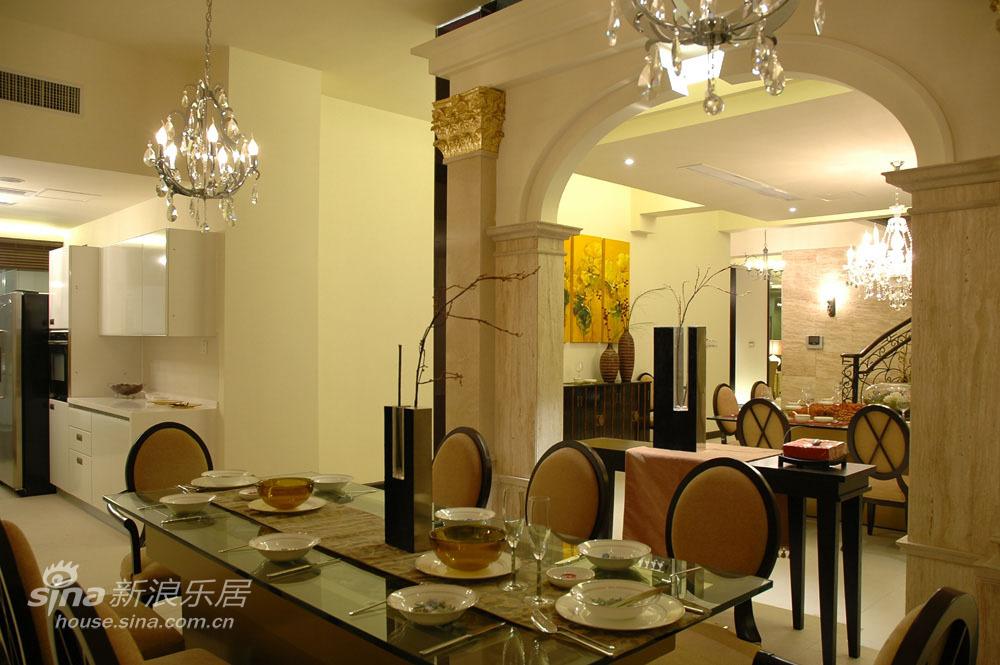 其他 别墅 餐厅图片来自用户2771736967在抛开风格创造个性居室61的分享