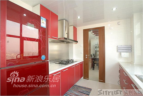 简约 一居 厨房图片来自用户2739153147在远洋山水实景案例63的分享