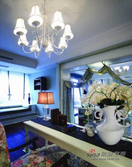地中海 复式 客厅图片来自用户2757320995在美人鱼的奢华世界 82平方梦幻感蓝色复式家装41的分享