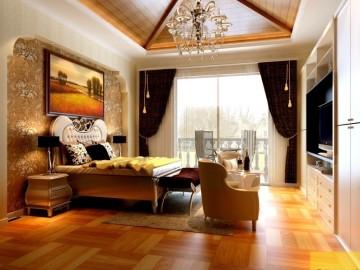 260平典雅美式休闲风情别墅--挪威森林17