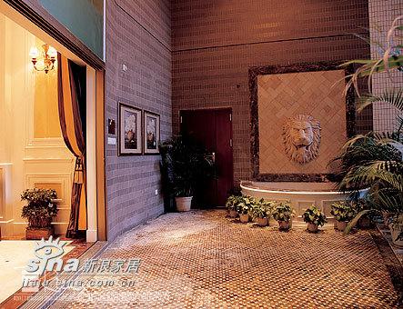 欧式 别墅 其他图片来自用户2772873991在深圳天悦龙庭示范单位90的分享