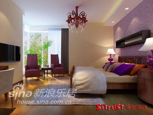 其他 二居 卧室图片来自用户2558757937在112平东南亚风格20的分享