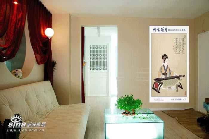 中式 一居 客厅图片来自用户2757926655在小亭97的分享