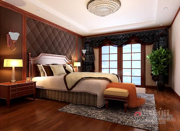 其他 别墅 卧室图片来自用户2558757937在新贵主义风格演绎93的分享