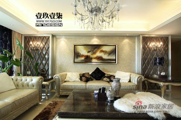 欧式 三居 客厅图片来自用户2772873991在228平弥漫奢华本质美宅219的分享