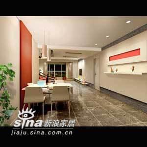 简约 一居 餐厅图片来自用户2738813661在观唐96的分享