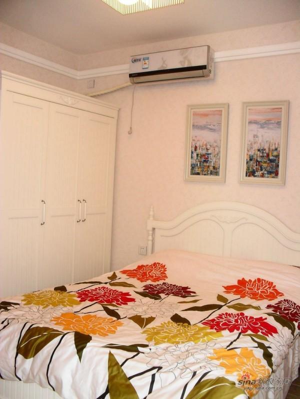 现代简约次卧室