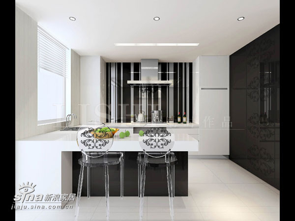 简约 二居 厨房图片来自用户2556216825在d都市风情的现代简约设计92的分享