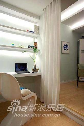 清幽雅致的酒店式公寓小户型