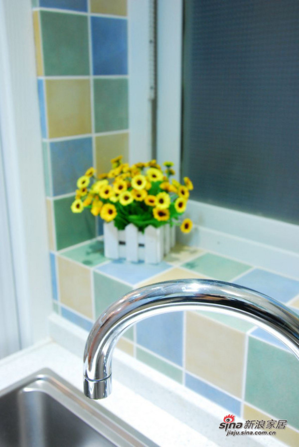 厨房洗手池