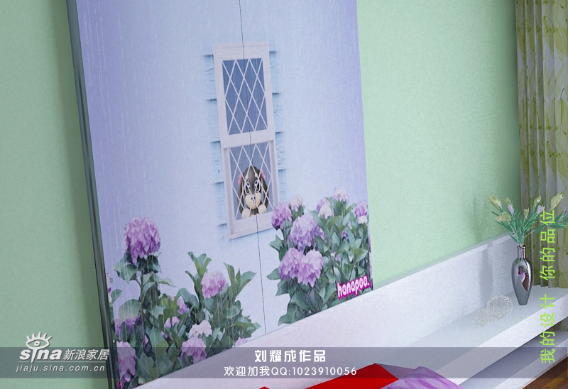 简约 复式 儿童房图片来自用户2738093703在五彩斑斓的闺房设计98的分享