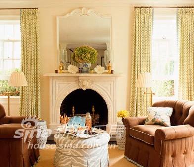 欧式 别墅 客厅图片来自用户2772856065在花园式别墅29的分享