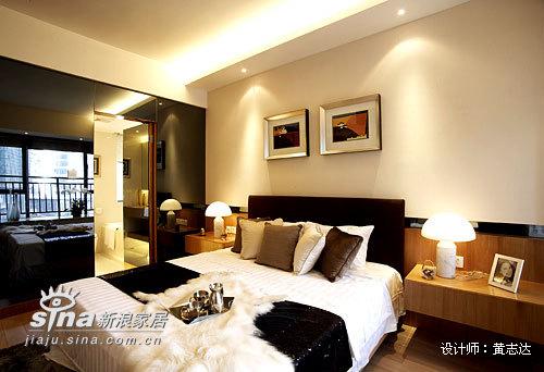 欧式 三居 卧室图片来自用户2746869241在92平米打造的时尚纯情异域家居18的分享