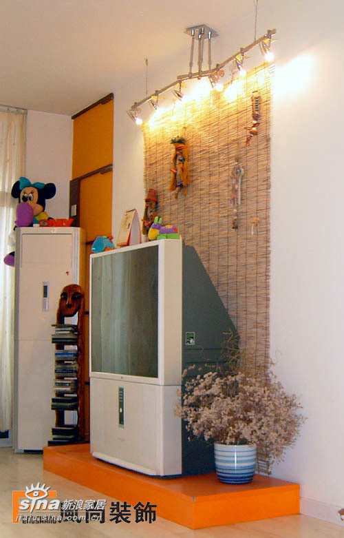 电视墙装饰