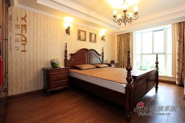 欧式 别墅 卧室图片来自用户2772873991在240平古典别墅睡美人童话55的分享