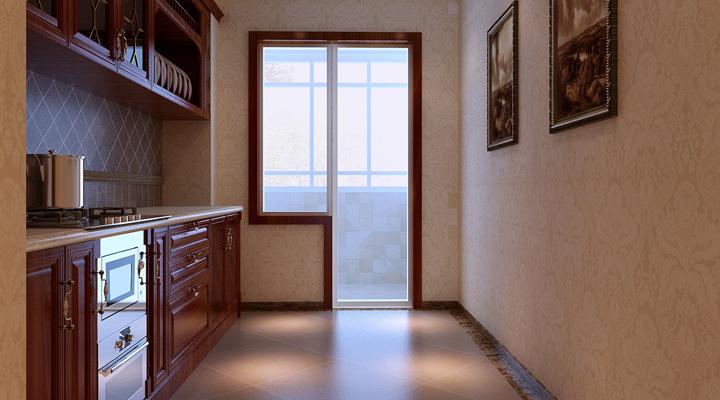 欧式 三居 厨房图片来自用户2746948411在百瑞景中央生活区62的分享