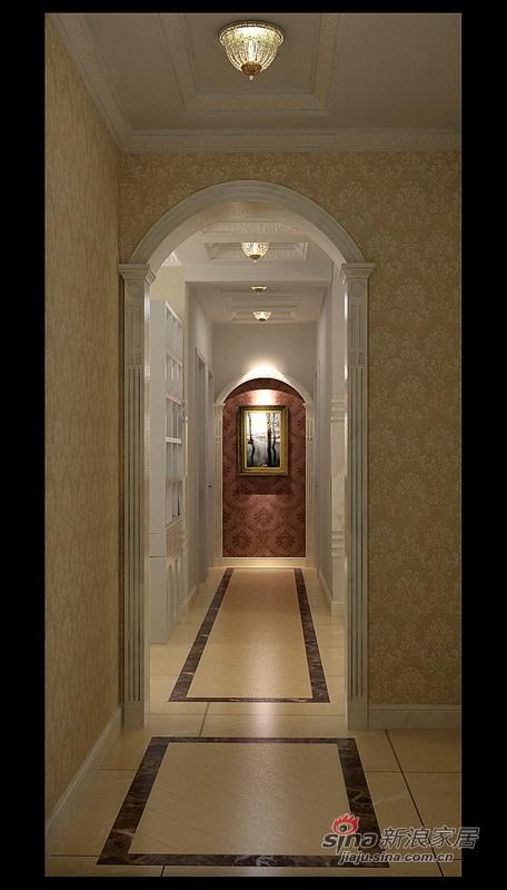 欧式 三居 客厅图片来自用户2772856065在140平简单大方简欧风格21的分享