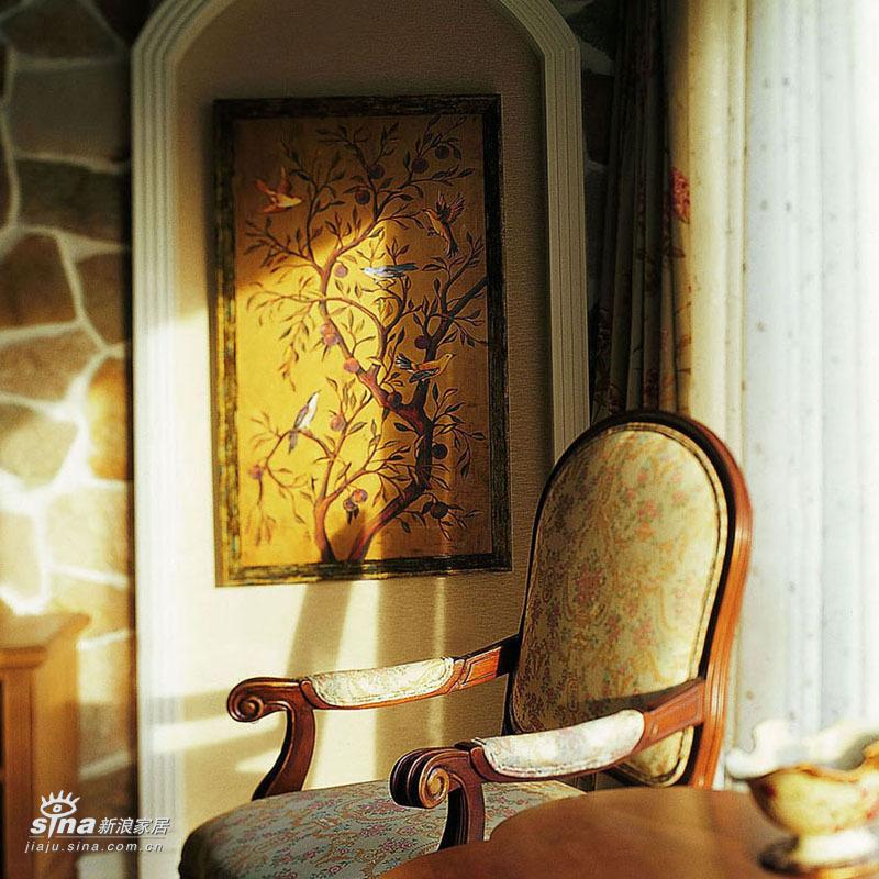 欧式 别墅 客厅图片来自用户2746889121在城市别墅78的分享