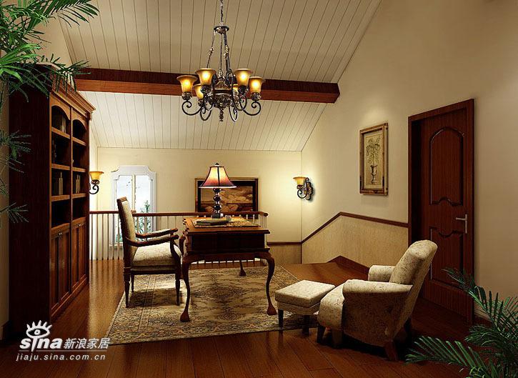 其他 别墅 书房图片来自用户2558757937在保利香槟35的分享