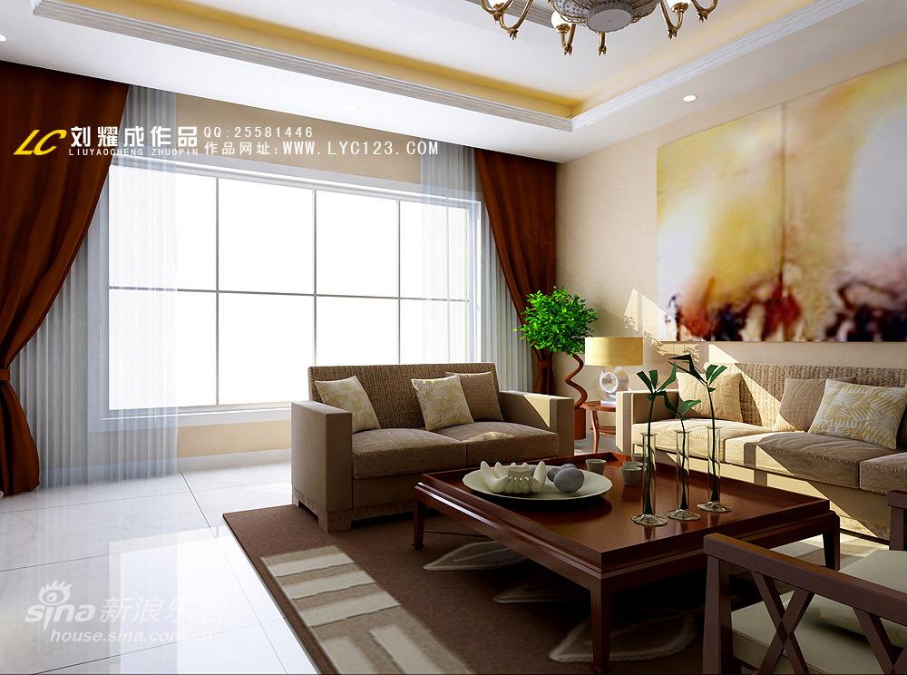 欧式 四居 客厅图片来自用户2557013183在华丽简约的新古典主义风格71的分享
