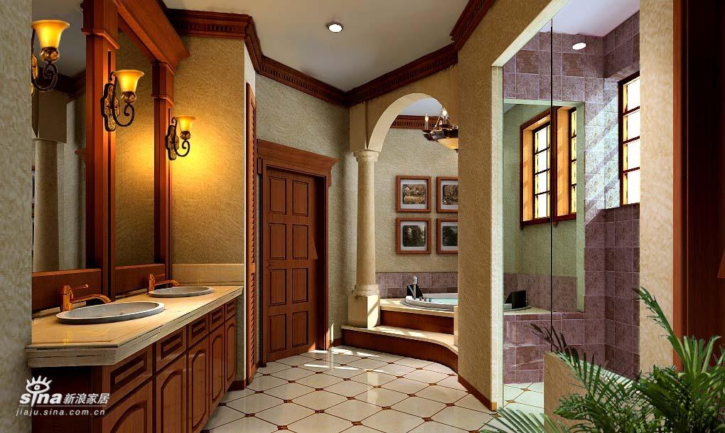 其他 二居 卫生间图片来自用户2557963305在城市天堂 官邸小别墅63的分享
