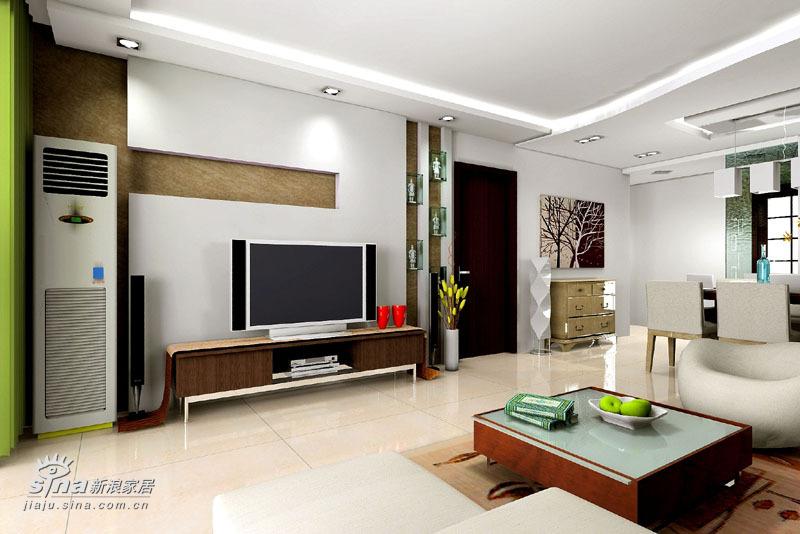 简约 四居 客厅图片来自用户2737735823在星河城小区70的分享
