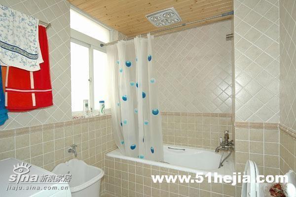 欧式 二居 卫生间图片来自用户2746948411在童话公主的森林湾11的分享