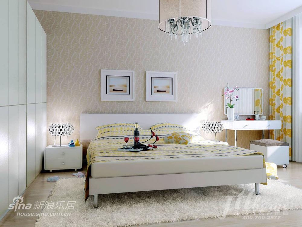 简约 三居 卧室图片来自用户2737786973在简约时尚的家居风格46的分享