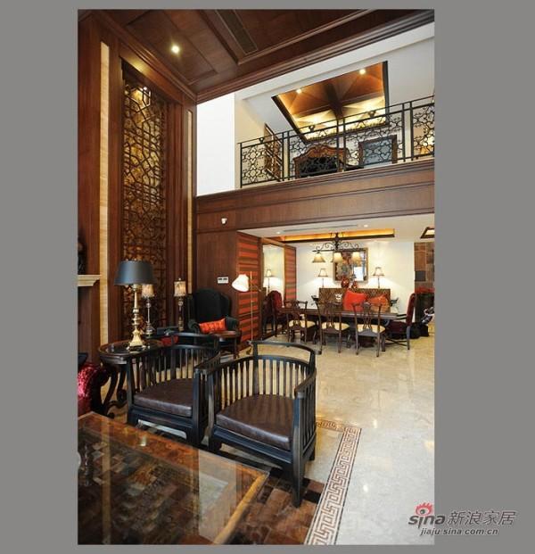 中式奢华别墅精装