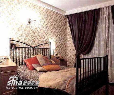 欧式 四居 卧室图片来自用户2746889121在波希米亚的神秘风情 展现前所未有的浪漫37的分享