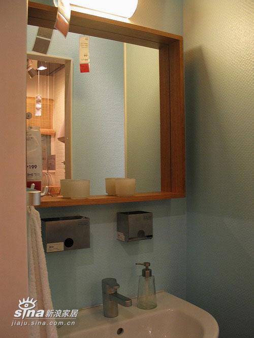 简约 一居 卫生间图片来自用户2739153147在宜家样板间系列84的分享