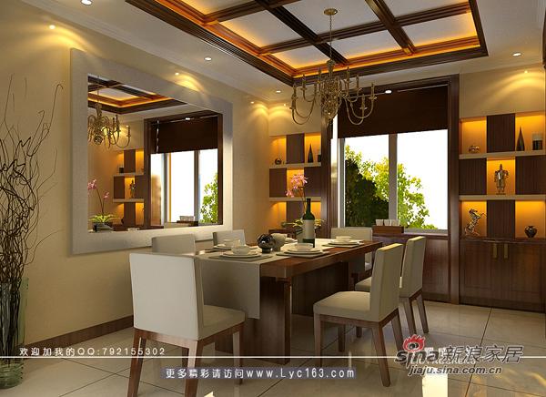 欧式 别墅 餐厅图片来自用户2746948411在传说中的豪宅设计52的分享