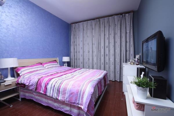 刷新后的色彩卧室