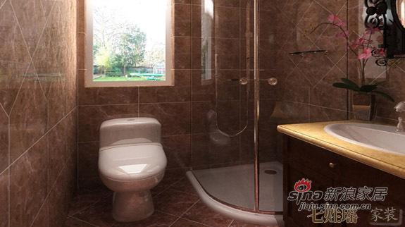 简约 三居 卫生间图片来自用户2737782783在9万改造混搭梦想中的房子34的分享