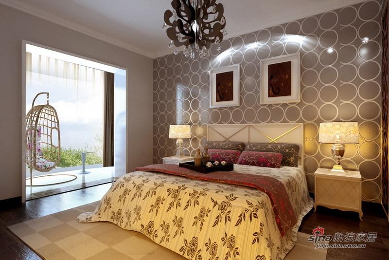 简约 二居 卧室图片来自用户2737786973在5万靓扮理想城80平简约实用2居21的分享