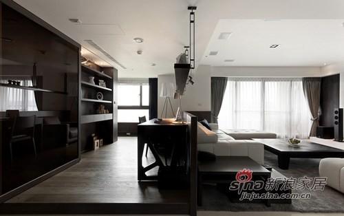 书房+客厅