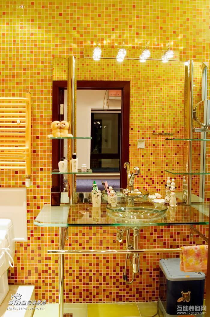 简约 别墅 卫生间图片来自用户2557010253在fb的阳光屋93的分享