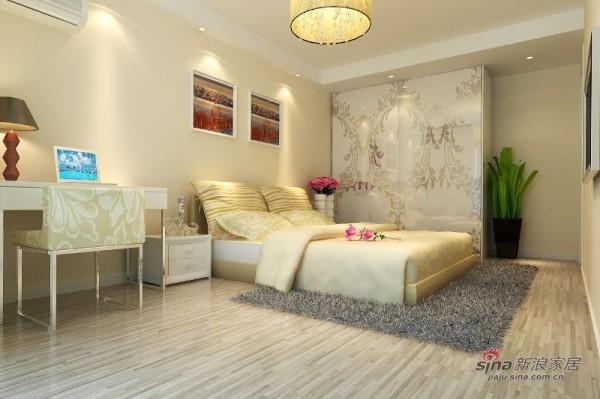 阔达装饰案例-卧室