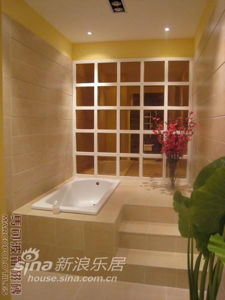 地中海 四居 卫生间图片来自用户2757320995在欧式古典风格-马可波罗12的分享