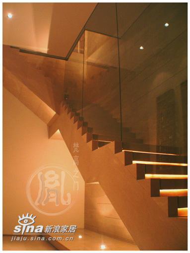 简约 别墅 楼梯图片来自用户2739378857在兰亭序61的分享