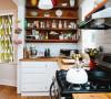 收集各种厨房设计图片,以备我家装修时参考,各位大侠给点意见。有好的设计可以共享下,小弟跪谢了·~~