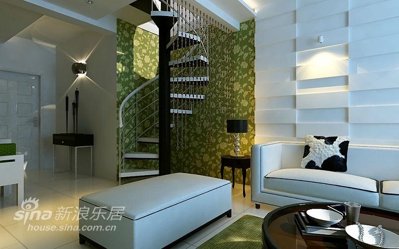 简约 复式 客厅图片来自用户2738820801在享受阳光和自然的亲切美44的分享