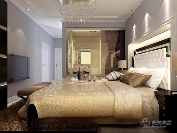 恒大华府—卧室
