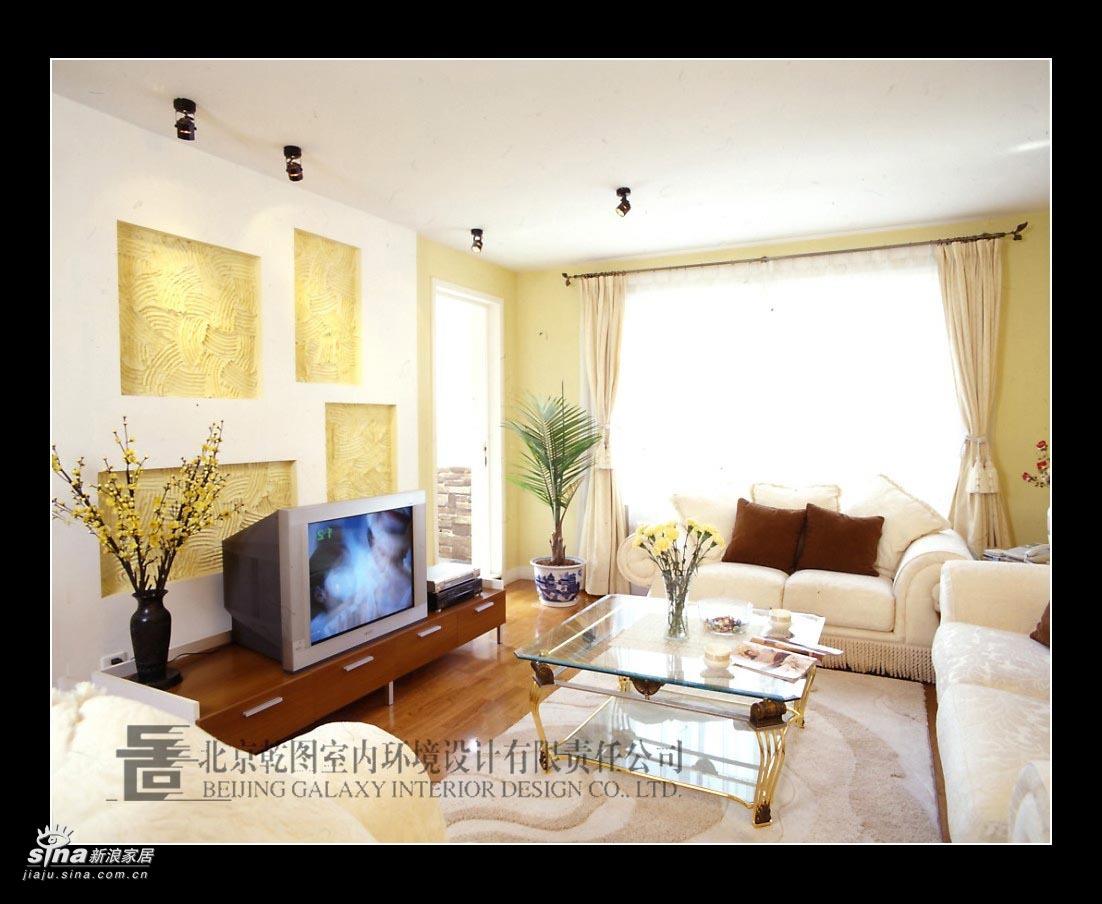 简约 一居 客厅图片来自用户2557010253在非常值得一看的简约风情80的分享