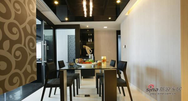 餐厅现代简约设计