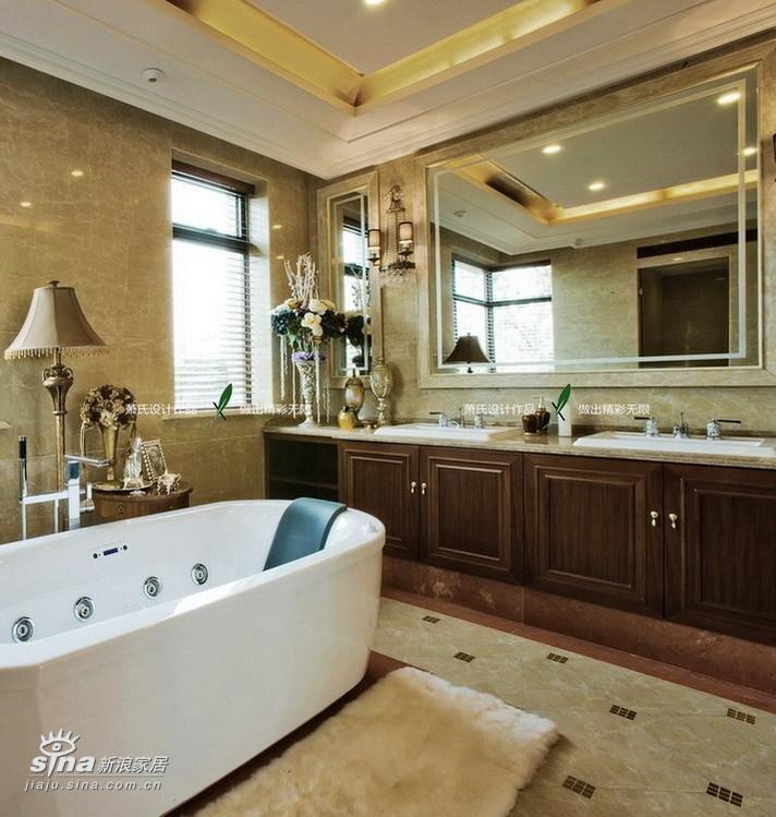 欧式 别墅 卫生间图片来自用户2757317061在在温馨中尽显东方(二)67的分享