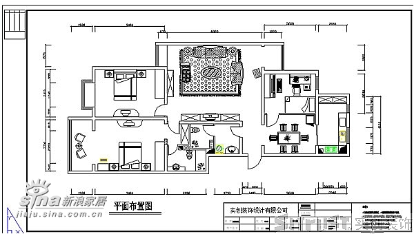 欧式 三居 户型图图片来自用户2557013183在实创装饰中艺家属楼12的分享