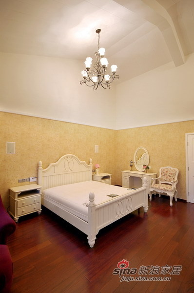 18万巧装220平米欧式风格别墅